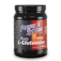 Глютамин Power System L-Glutamine 400 г.
