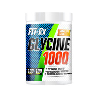 Аминокислоты FIT-Rx GLYCINE 1000, 100 капс