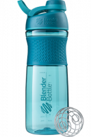 Шейкер Blender Bottle SportMixer Twist Cap Full Color, бирюзовый, 828 мл