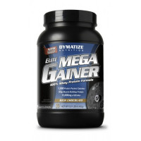Гейнер Dymatize Nutrition Elite Mega Gainer 1390 г.
