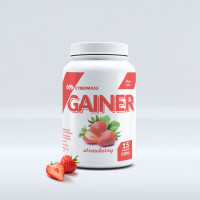 Гейнер Cybermass Gainer, клубника, 1500 г