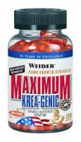 Креатин Weider Maximum Krea-Genic 120 капс.