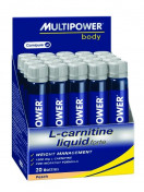 Карнитин Multipower L-carnitine Forte Liquid 1800 20х25 мл.