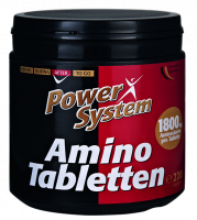 Аминокислоты Power System  Amino Tabs 220 таб.