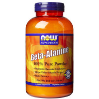 Аминокислоты NOW Beta-Alaninе 750mg 120 капс.