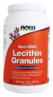 NOW Lecithin Granules Non-GMO 907 г.