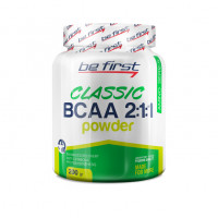 BCAA Be First BCAA 2:1:1 CLASSIC powder 200 г.