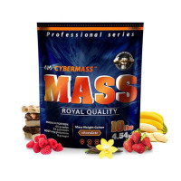 Гейнер Cybermass Mass Gainer, шоколад, 4540 г