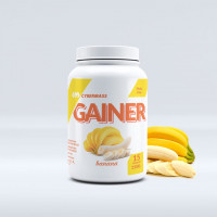 Гейнер Cybermass Gainer, банан, 1500 г